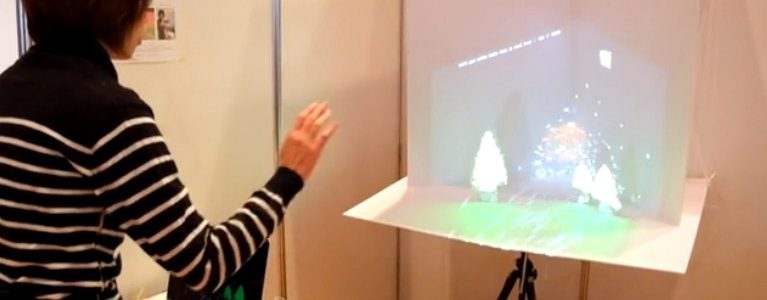 oF + LeapMotion